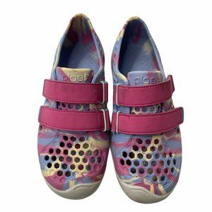 Plae Shoes Girls Size 2